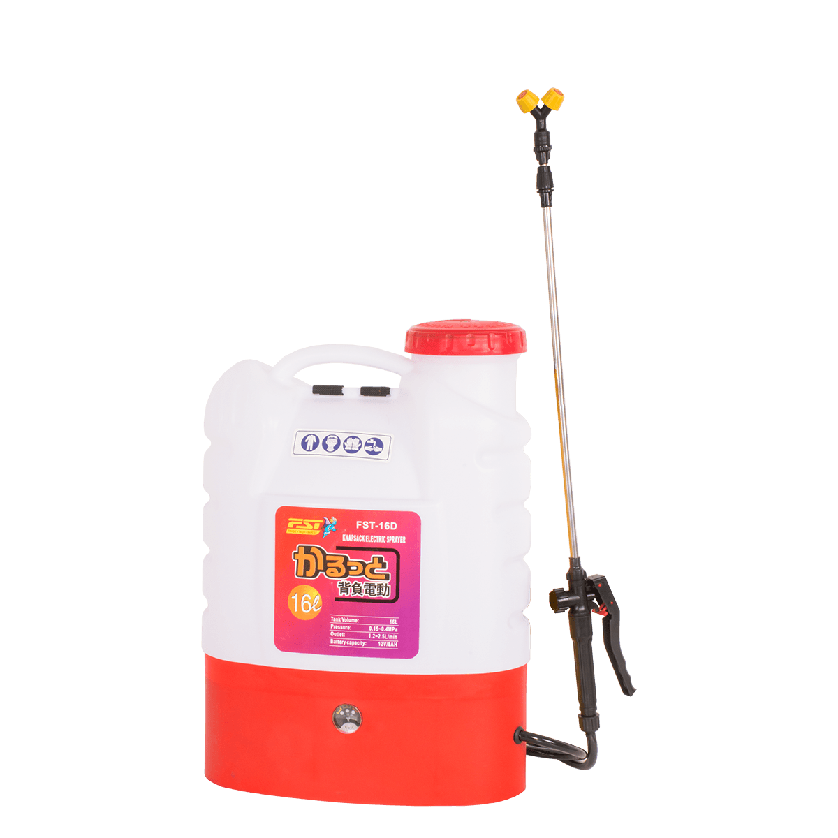 FST-16/18D Knapsack Electric Sprayer