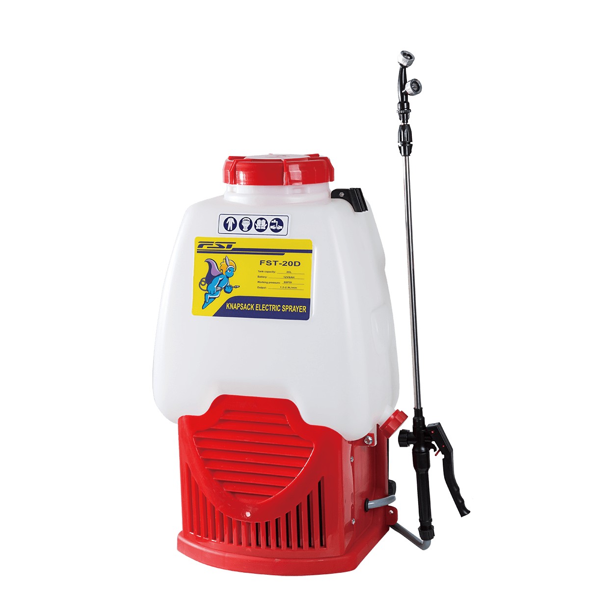 FST-20/25DB Knapsack Electric Sprayer