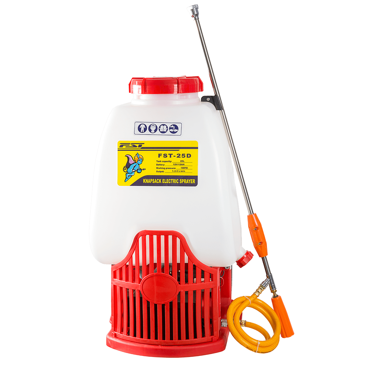 FST-20/25D Knapsack Electric Sprayer
